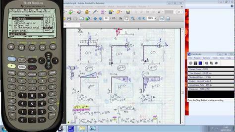 dispense scienza delle costruzioni ti89 scienza delle costruzioni iperstatica con metodo