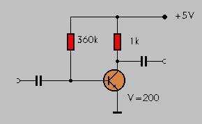 Spannungsabfall Am Widerstand Berechnen : elektronik grundlagen der transistor in emitterschaltung ~ Themetempest.com Abrechnung