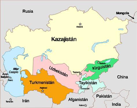 political map  asia  twitterleesclub