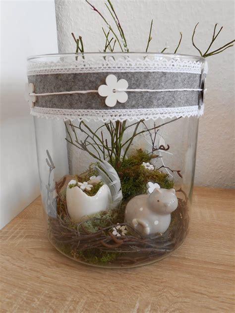 Im Glas Dekorieren by Virka Keps Allerlei Fr 252 Hlingsdeko Im Glas Deko