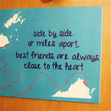 friend canvas canvas by canvas ideas with quotes quotesgram Best