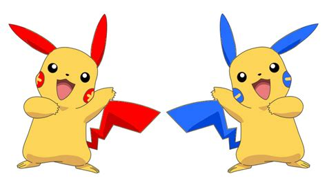 Possible Plusle And Minun Mega Leak...