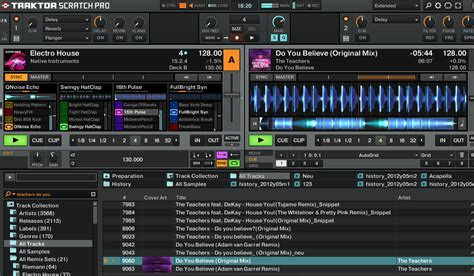 Traktor Remix Decks by Test Instruments Kontrol F1 Traktor 2 5 Dj