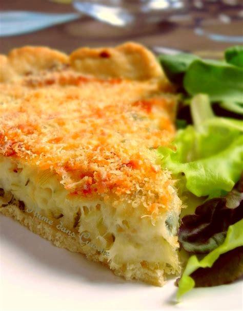 recettes cuisines faciles tarte à la morue antillaise une plume dans la cuisine