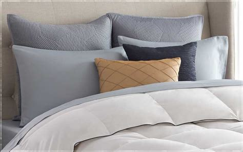 bed pillows on bed pillow sizes guide pacific coast bedding