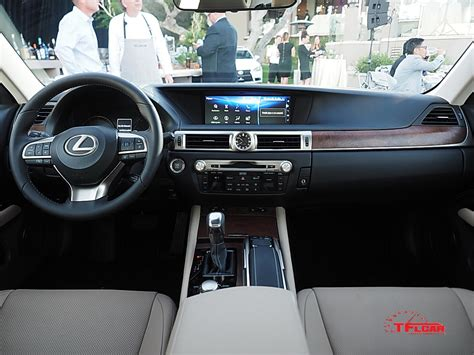 New 2018 Lexus Gs 200t Revealed At Pebble Beach The Fast