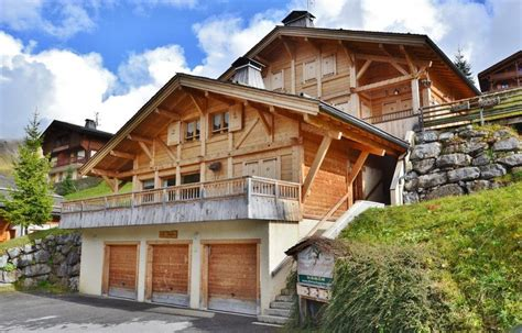 chalet le trefle le grand bornand location vacances ski le grand bornand ski planet