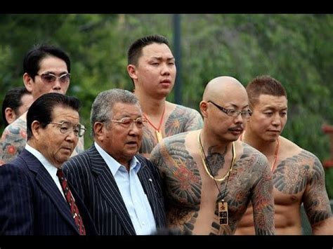 yakuza visto por dentro  espanol  youtube