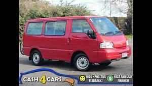 2001 Mazda E2000 Swb Nz New Van Low Km U0026 39 S    Cash4cars