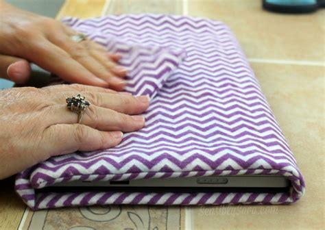shabby fabrics tablet cover diy tablet case microsoft surface windowschions