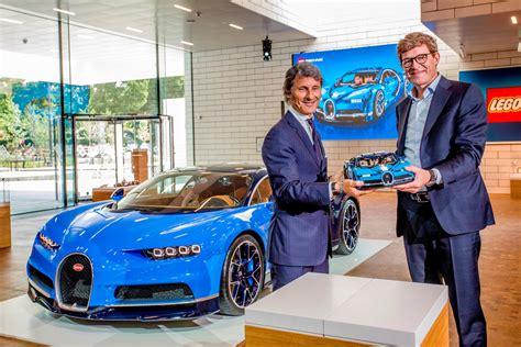 Ceo Of Bugatti by Own A Bugatti Chiron For Just 163 329 99 Automotive