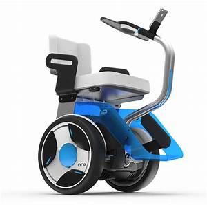Fauteuil Roulant Electrique 6 Roues : gyropode nino de nino robotics un fauteuil roulant lectrique dot de 2 roues scooters and wheels ~ Voncanada.com Idées de Décoration