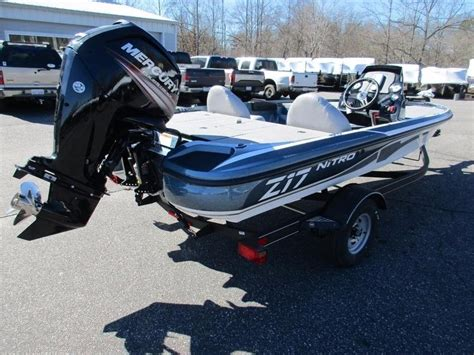 Bass Boat Z17 by 2017 New Nitro Z17 Bass Boat For Sale 24 395