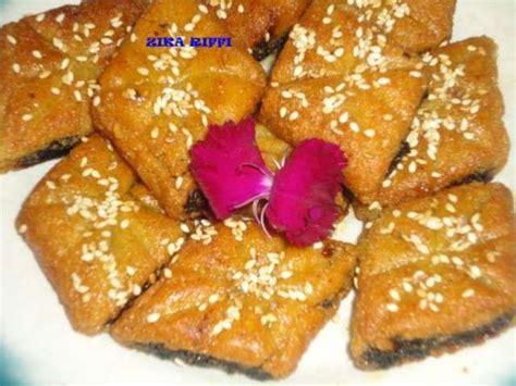 cuisine bonoise recettes de makrouds