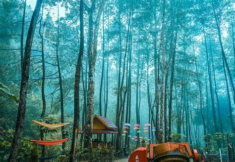 spot foto lokasi  harga tiket masuk srambang park ngawi