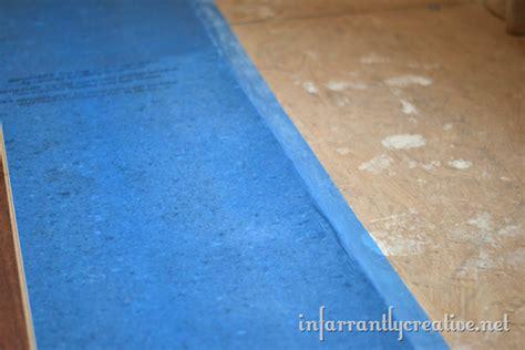 laminate flooring installing laminate flooring underlayment