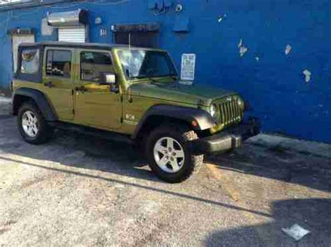 buy   jeep wrangler unlimited  sport utility