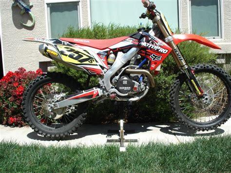 Honda Crf 450 Motorcycles For Sale In Folsom, California