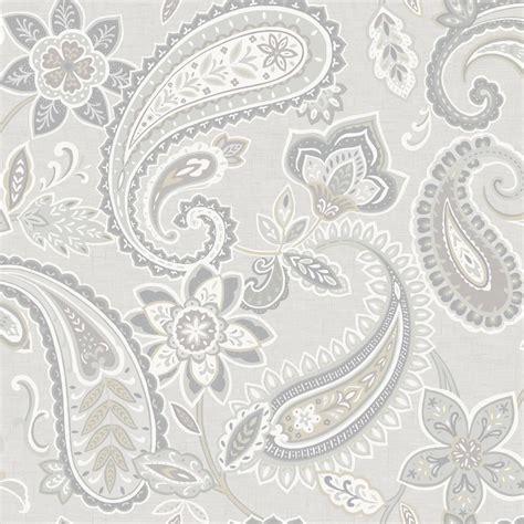 holden decor indira paisley pattern floral flower motif
