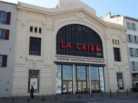 theatre national de la criee th 233 226 tre et salle de