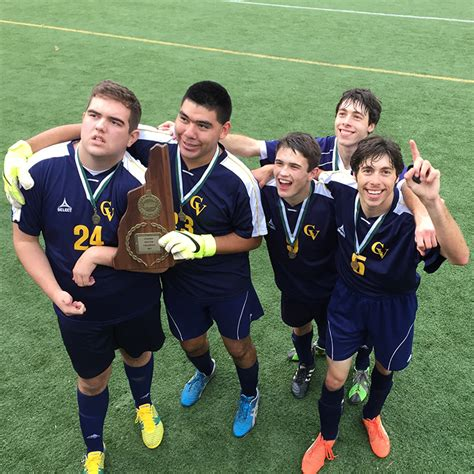 unified soccer team wins state championship conval regional high school