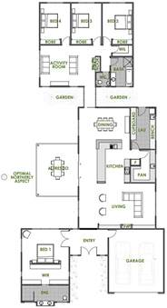 Efficiency Floor Plans Photo by Floor Plan Friday An Energy Efficient Home