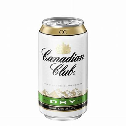 Canadian Dry Cans 375ml Nutrition Whisky Vodka