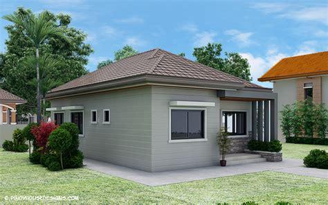 Simple 3bedroom Bungalow House Design Amazing