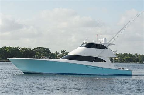 Viking Fishing Boats by Used Viking Yachts For Sale From 60 To 70