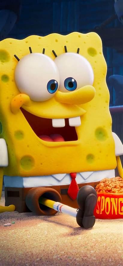 Run Spongebob Sponge Movie 4k Wallpapers Resolution