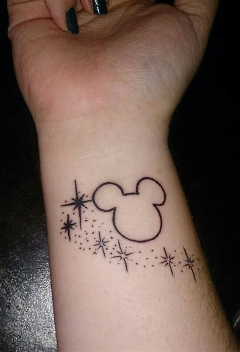 tatouage  disney page