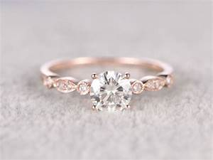 80 beautiful rose gold wedding rings ideas you can39t With beautiful gold wedding rings