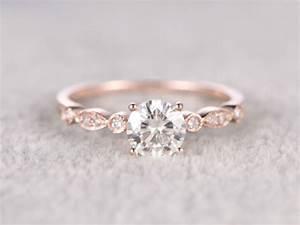 80 beautiful rose gold wedding rings ideas you can39t With beautiful gold wedding rings
