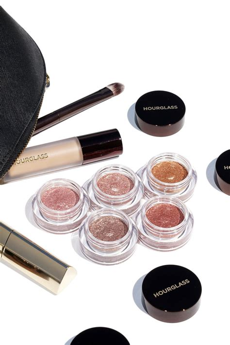 hourglass scattered light glitter eyeshadow review