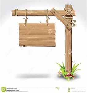 Une Corde De Bois : panneau en bois de signe accrochant avec la corde sur une ~ Melissatoandfro.com Idées de Décoration