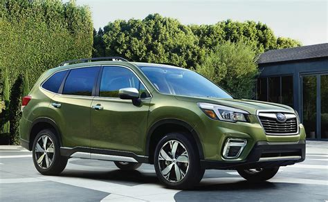 2019 Subaru Forester Gets Bigger In New York Debut