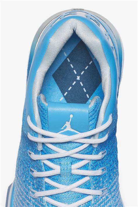 Air Jordan Xxxi Low Unc Nike Snkrs