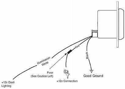 Gauge Oil Meter Temperature Electrical Jk Airdrive