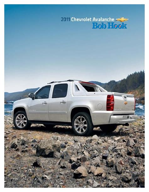 Bob Hook Chevrolet 2011 Avalanche