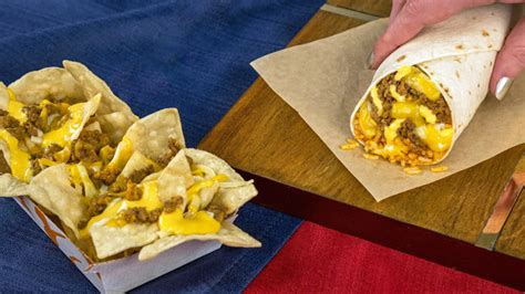 fb home miller miller taco bell unveils 1 melt burrito and 1