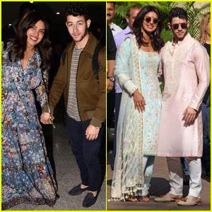 Nick Jonas & Priyanka Chopra's Wedding Photo – First Look ...