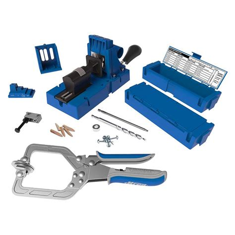 kreg jig  master system   advanced kreg jig