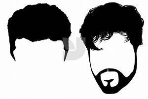 Clip Art Hair Black And White | www.pixshark.com - Images ...