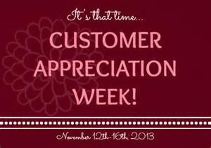 Customer Service Appreciation Week