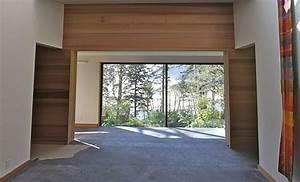 Insulated, Large, Sliding, Door, Room, Divider