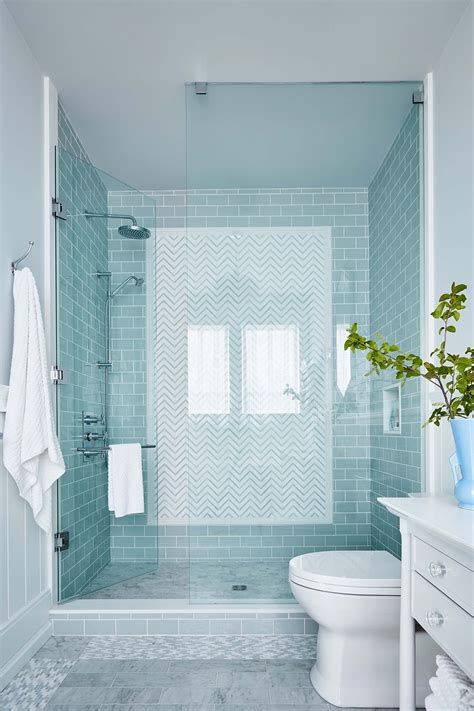 Glass Tile Ideas For Small Bathrooms by Richardson S The Grid Family Home