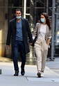 Katie Holmes And boyfriend Emilio Vitolo walk hand-in-hand ...