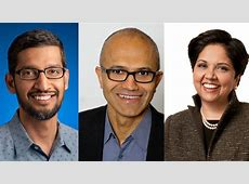 India rising Sundar Pichai, other top Indiaborn CEOs and