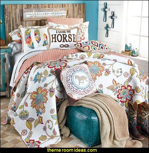 cowgirl bedroom decor decorating theme bedrooms maries manor theme 11317