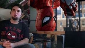 Marvel's Spider-Man (PS4) Gameplay Reaction - YouTube